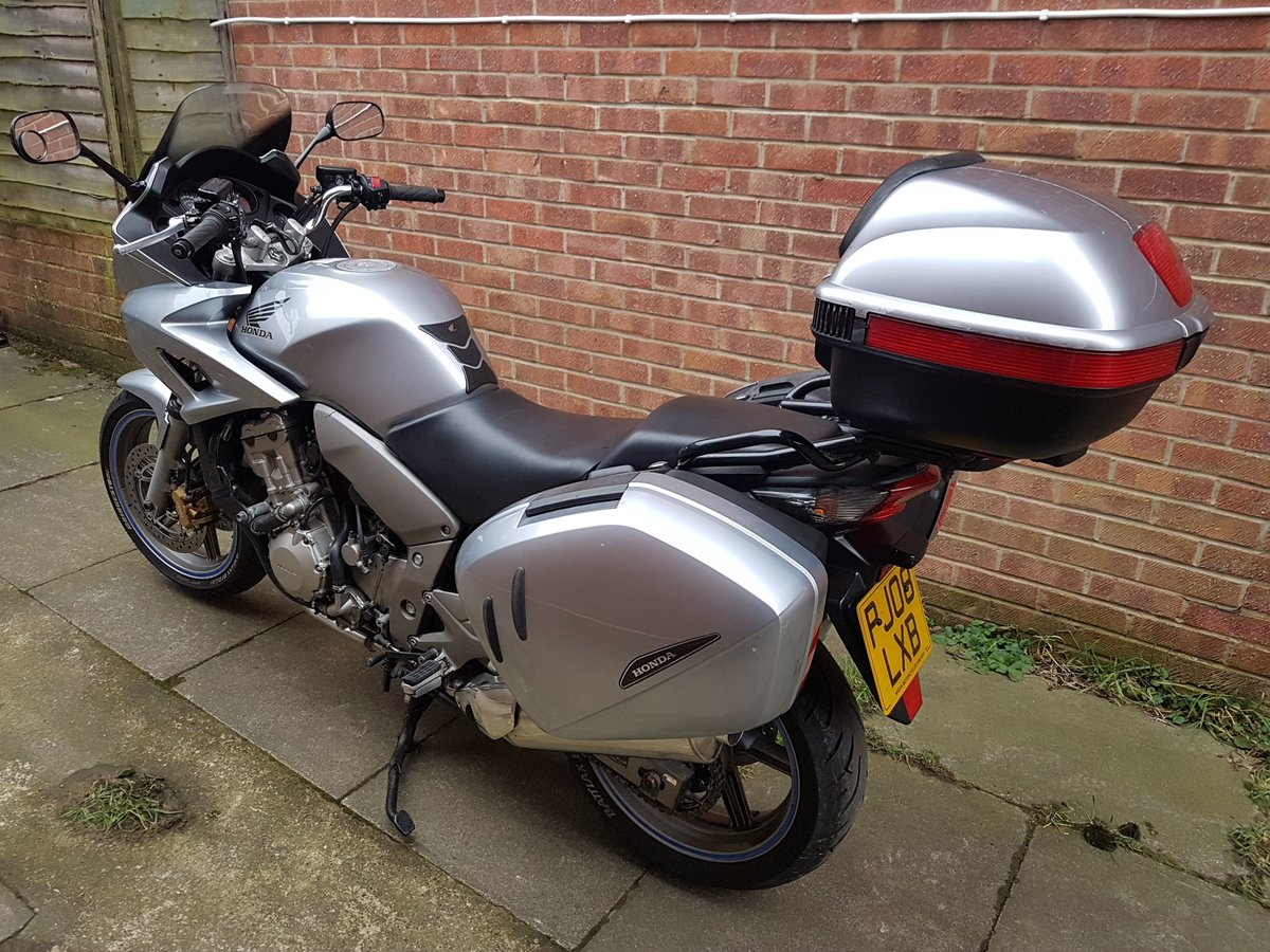 2008 Honda CBF1000A ABS Tourer For Sale (picture 1 of 6)