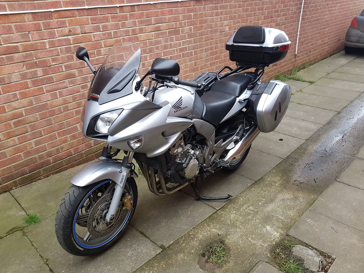 2008 Honda CBF1000A ABS Tourer For Sale (picture 2 of 6)
