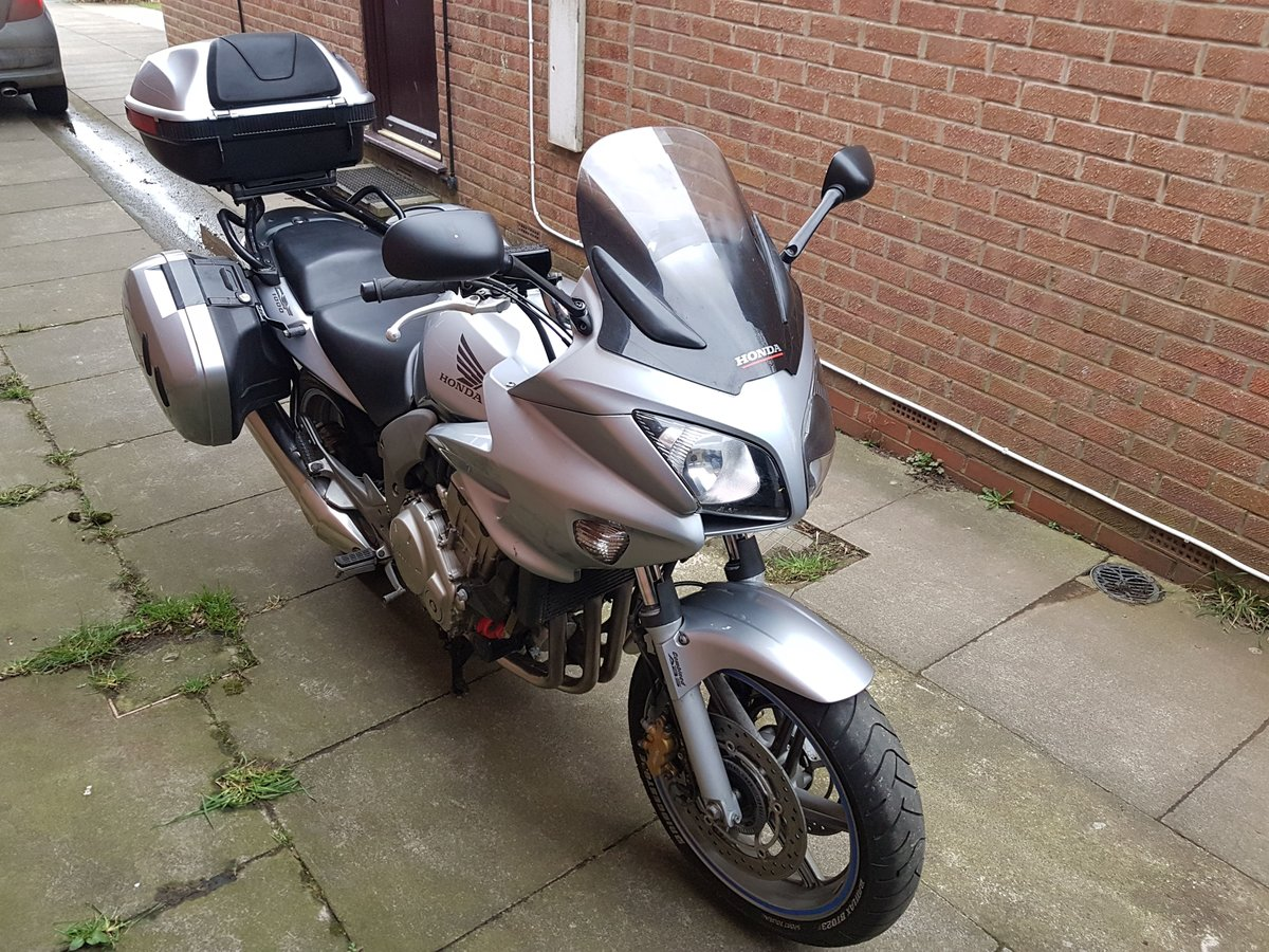 2008 Honda CBF1000A ABS Tourer For Sale (picture 4 of 6)