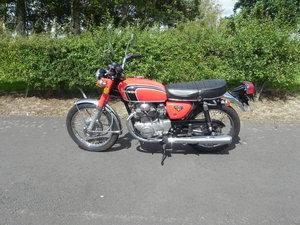 1972 HONDA CB350K4