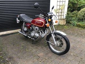 1978 Honda CB4000 four