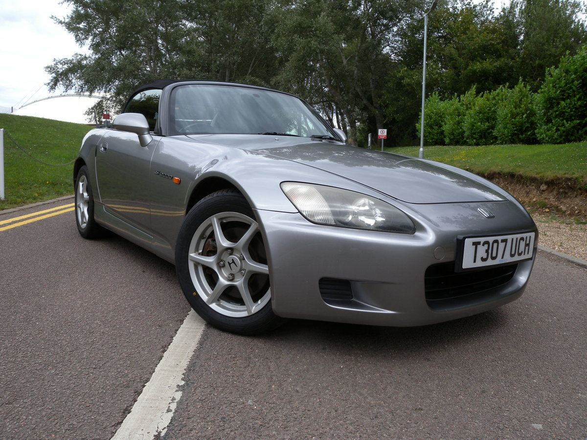 1999/T Honda S 2000 For Sale (picture 1 of 6)