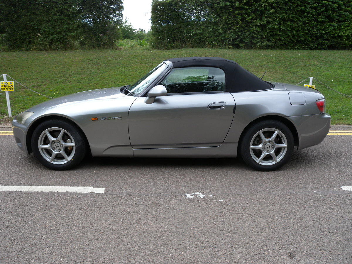 1999/T Honda S 2000 For Sale (picture 3 of 6)