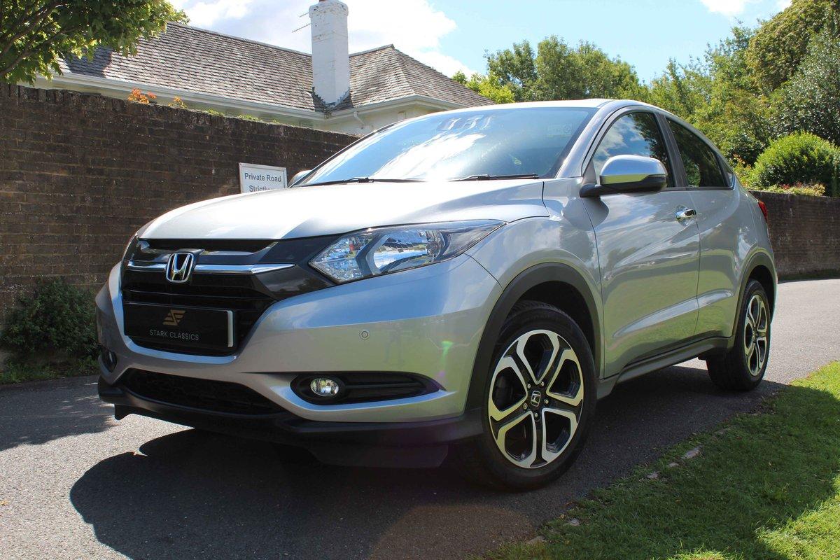 2017 Honda HR-V 1.5 i-VTEC SE Navi CVT (s/s) 5dr SOLD (picture 3 of 6)