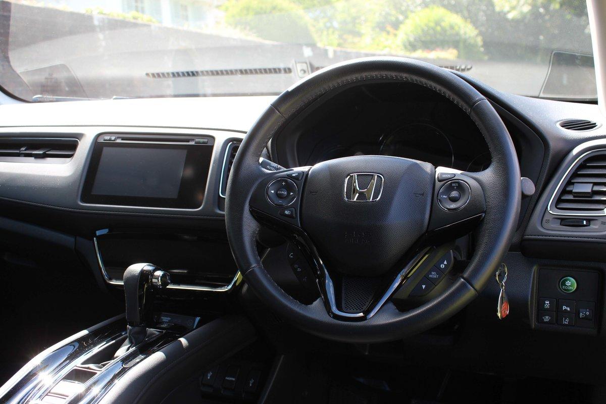 2017 Honda HR-V 1.5 i-VTEC SE Navi CVT (s/s) 5dr SOLD (picture 5 of 6)