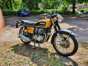 Honda cb500 four UK k0 rare