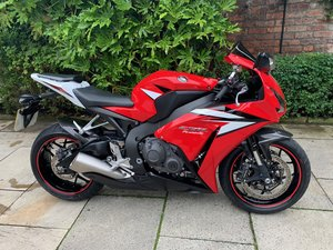 Picture of 2012 Honda CBR1000RR Fireblade 20th Anniversary, Exceptional  SOLD