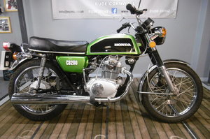 Picture of 1976 Honda CB200 Stunning rebuild to standard