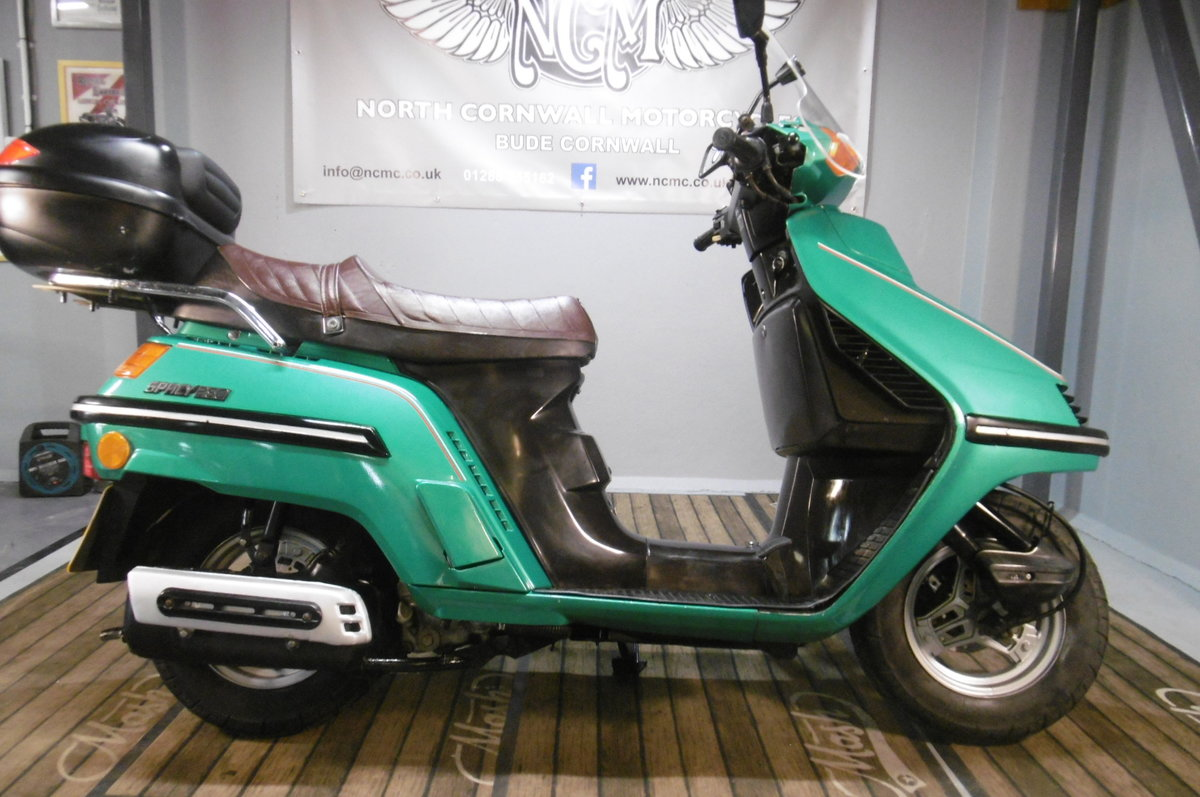 1986 Honda ch250 spacey 100% original For Sale (picture 1 of 6)