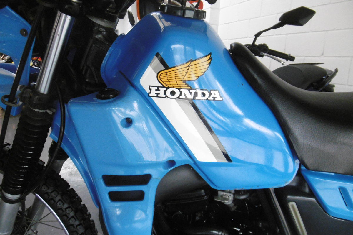 1982 Honda MTX125 very low miles  For Sale (picture 3 of 6)