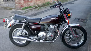 1977 Rare 0riginal unrestored Honda CB750A