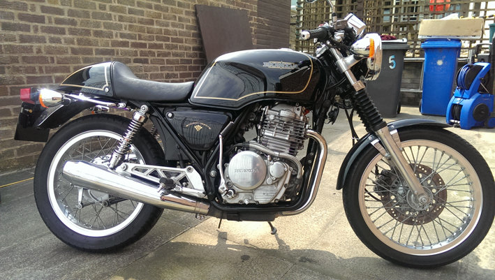 1992 Honda GB500T For Sale (picture 2 of 3)