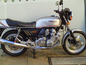 Picture of 1981 HONDA CBX 1000 Z SOLD