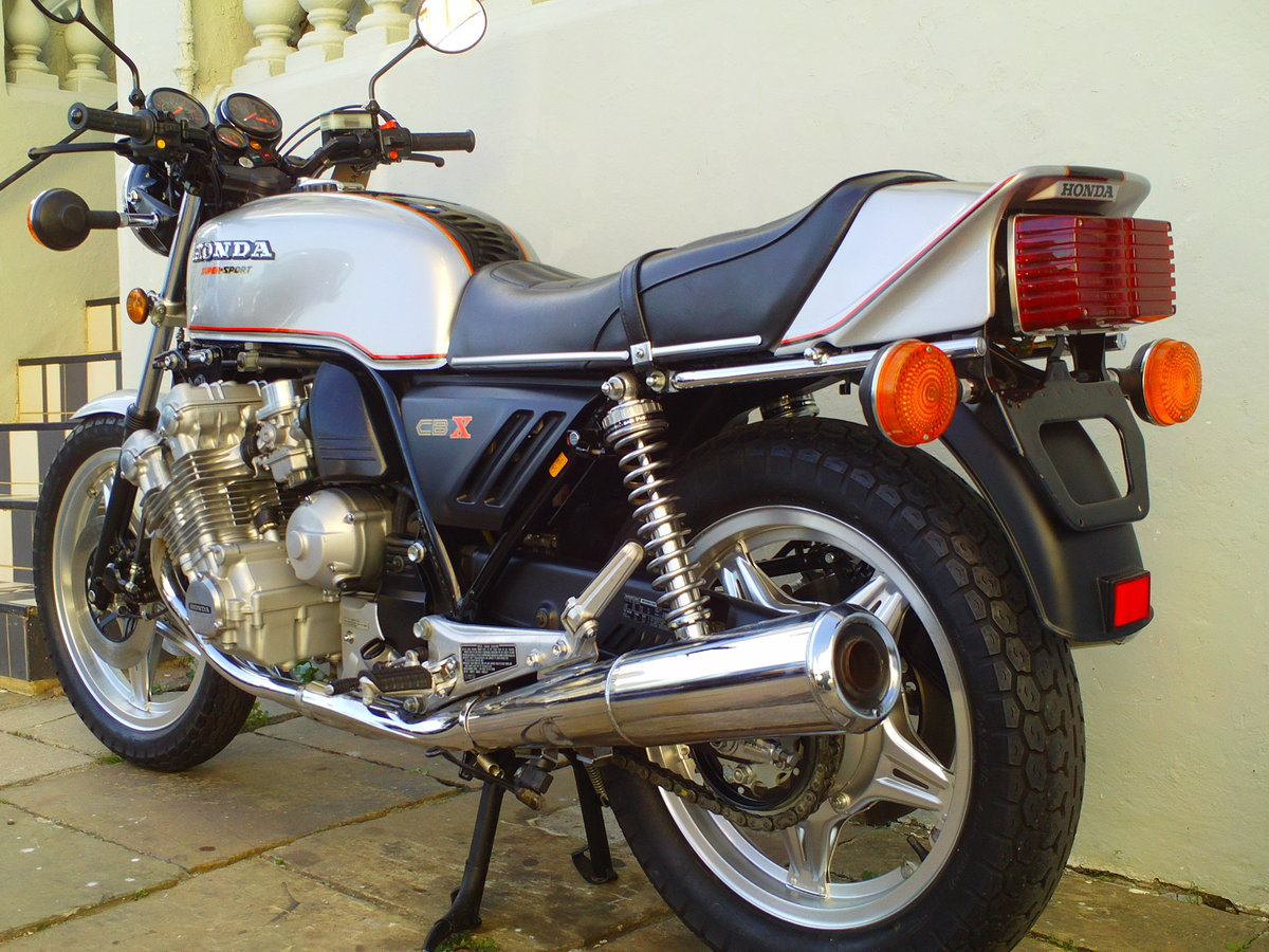 1981 HONDA CBX 1000 Z SOLD (picture 4 of 6)