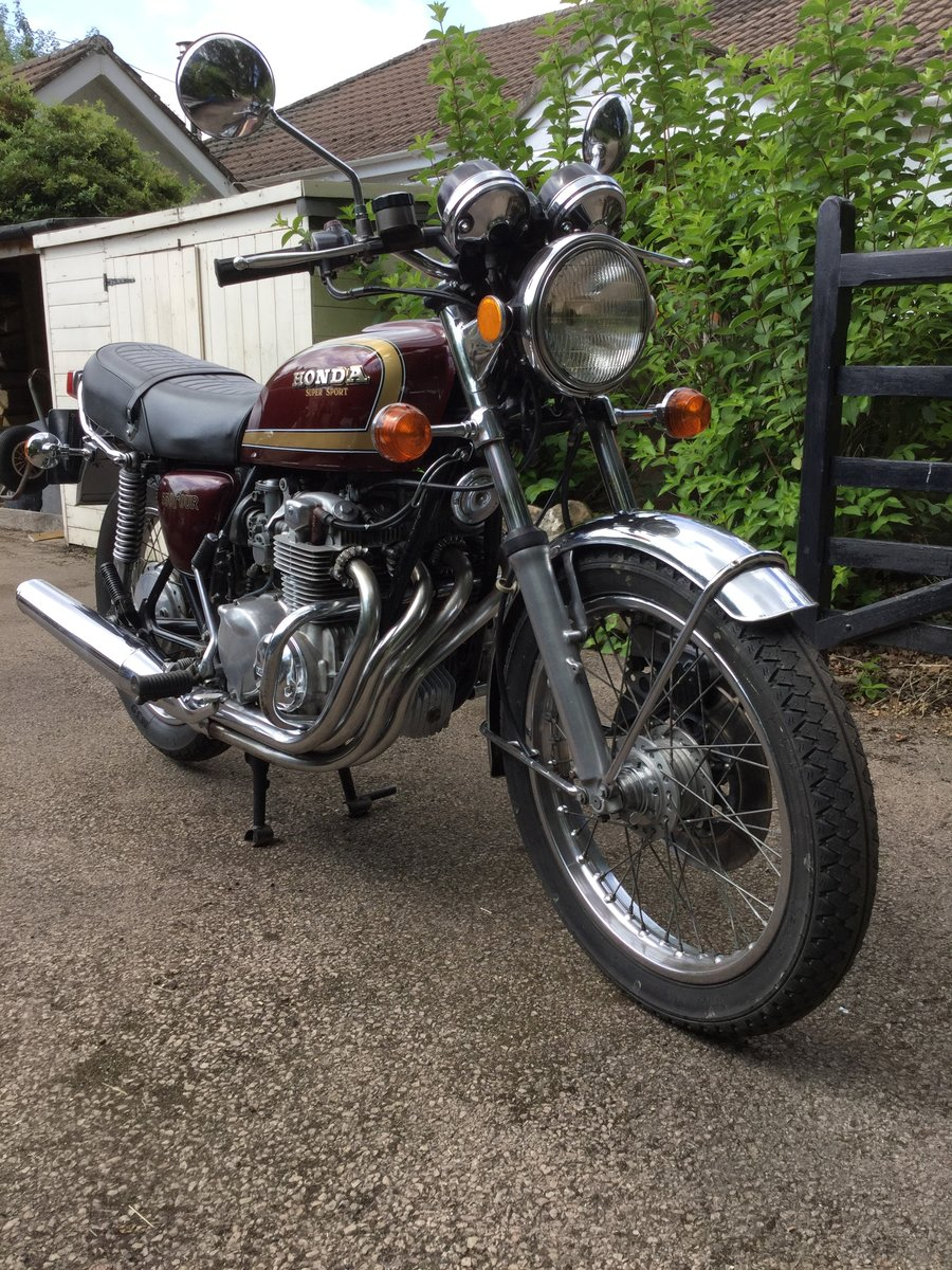 1977 Honda CB550F For Sale (picture 1 of 6)