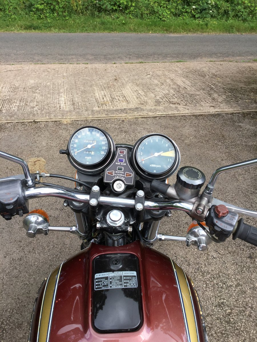 1977 Honda CB550F For Sale (picture 5 of 6)