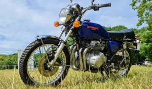 Honda CB400/4 Tested with Video