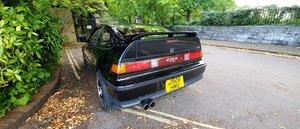 1991 Honda crx sir ef8 glasstop