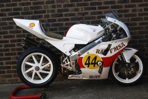 1992 HONDA RVF400R NC35 RACING MOTORCYCLE (LOT 447)