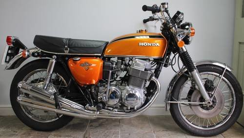 Picture of 1974 Honda 750 K2 Exceptional  UK Bike Recent Service  SOLD