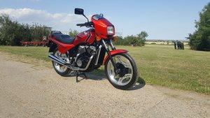 1988 Honda VT500E only 5500 miles from new!!