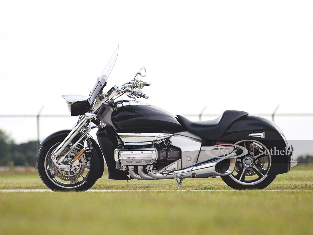 2004 Honda Valkyrie Rune  For Sale by Auction (picture 6 of 6)