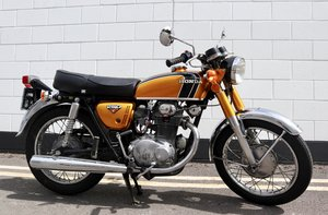 Picture of 1972 Honda CB250 K4 Very Original - A Great Example SOLD