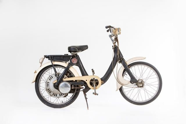 C.1966 HONDA P50 MOPED (LOT 611) SOLD by Auction (picture 1 of 1)