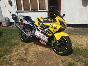 Honda CBR600 OfficialRossi Factory Replica