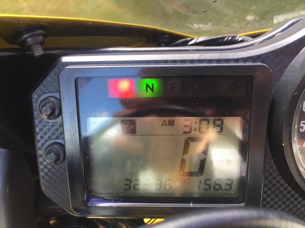 2003 Honda CBR600 OfficialRossi Factory Replica For Sale (picture 3 of 6)