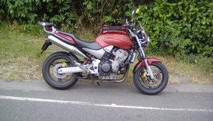 Honda Hornet CB 900 F Hornet