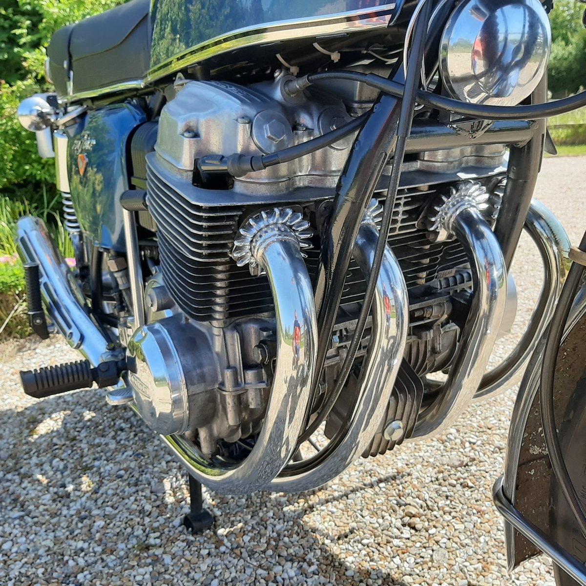 1975 Honda CB750K2 UK Motorcycle For Sale (picture 5 of 6)