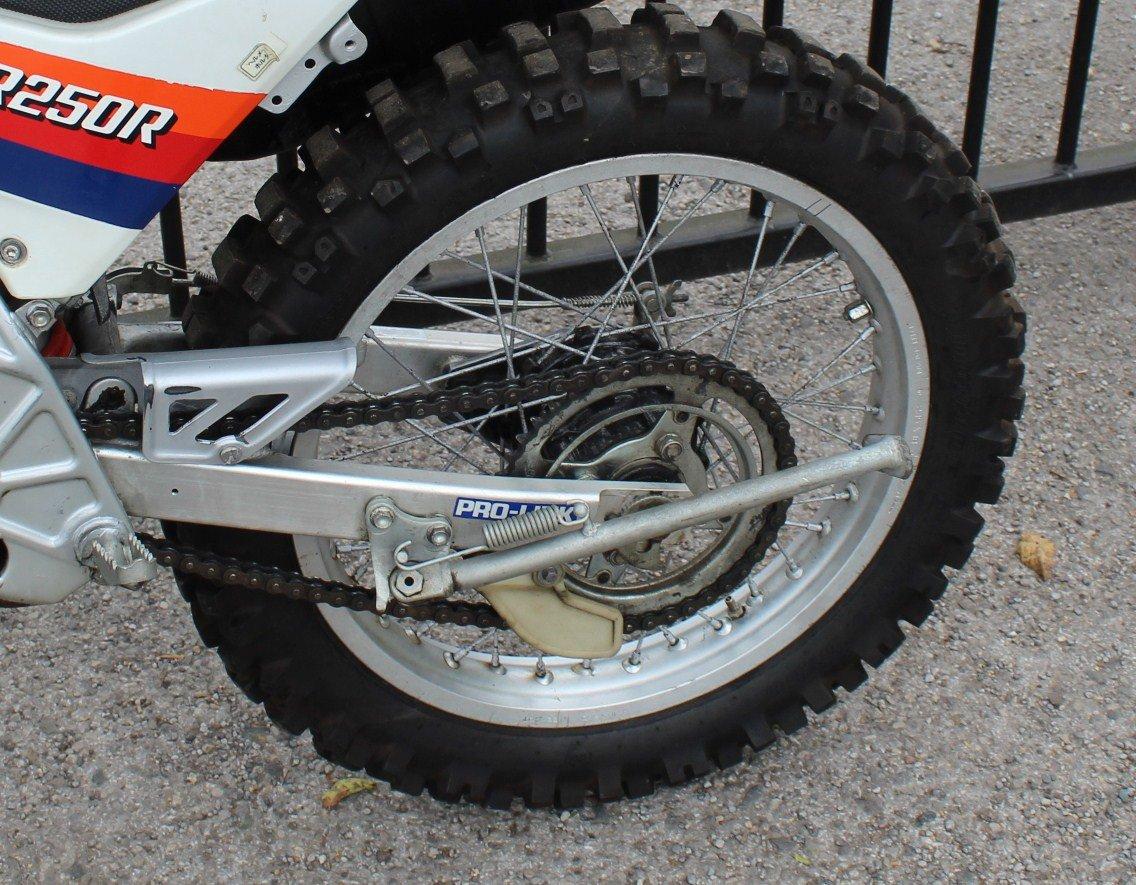 1986 Honda TLR 250 cc Trials Bike Road Registered SOLD (picture 5 of 6)