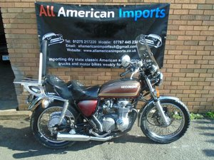 Picture of 1977 HONDA CB550 FOUR K1 MOTORBIKE SOLD
