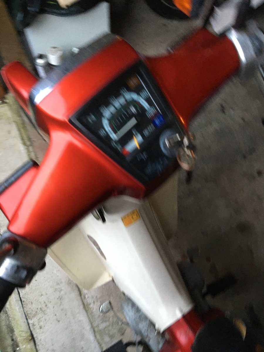 1988 Honda C90 stepthrough  For Sale (picture 2 of 6)