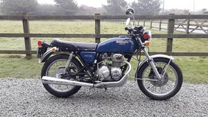 1976 HONDA CB400F SUPER SPORT (LOT 452)