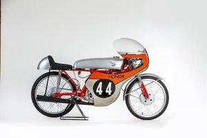 1962 HONDA CR110 50CC RACING MOTORCYCLE (LOT 666)