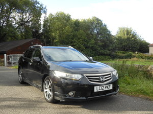 2012 Honda Accord 2.2 i-DEC ES GT ESTATE SAT/NAV + FaceLift