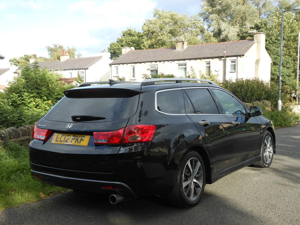 2012 Honda Accord 2.2 i-DEC ES GT ESTATE SAT/NAV + FaceLift SOLD (picture 2 of 6)