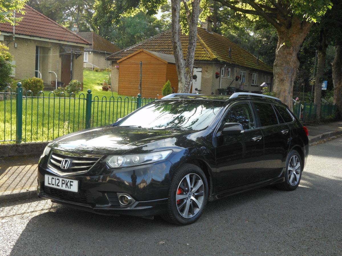 2012 Honda Accord 2.2 i-DEC ES GT ESTATE SAT/NAV + FaceLift SOLD (picture 4 of 6)