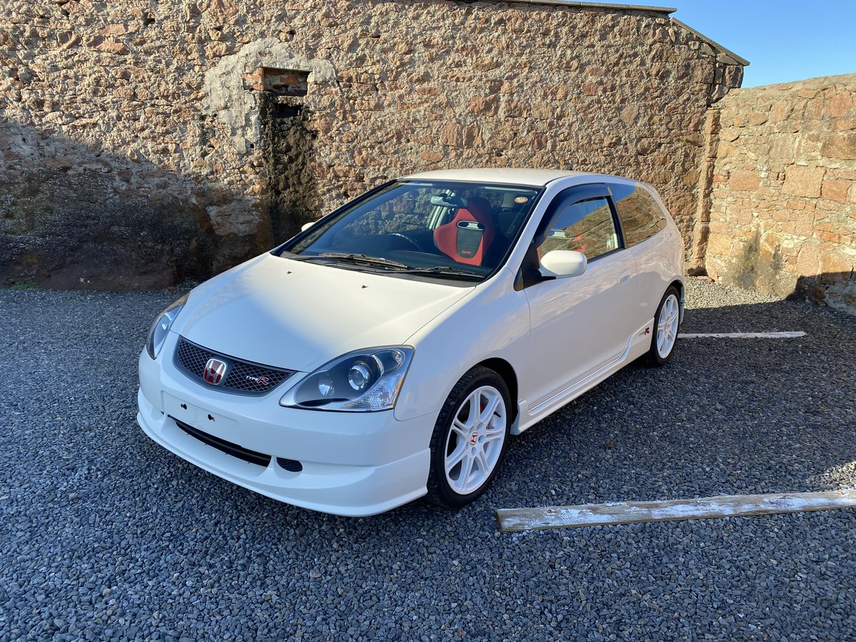 2004 Honda Civic Type R EP3 JDM - Facelift Model For Sale (picture 1 of 6)