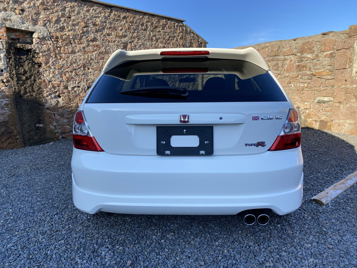 2004 Honda Civic Type R EP3 JDM - Facelift Model For Sale (picture 5 of 6)