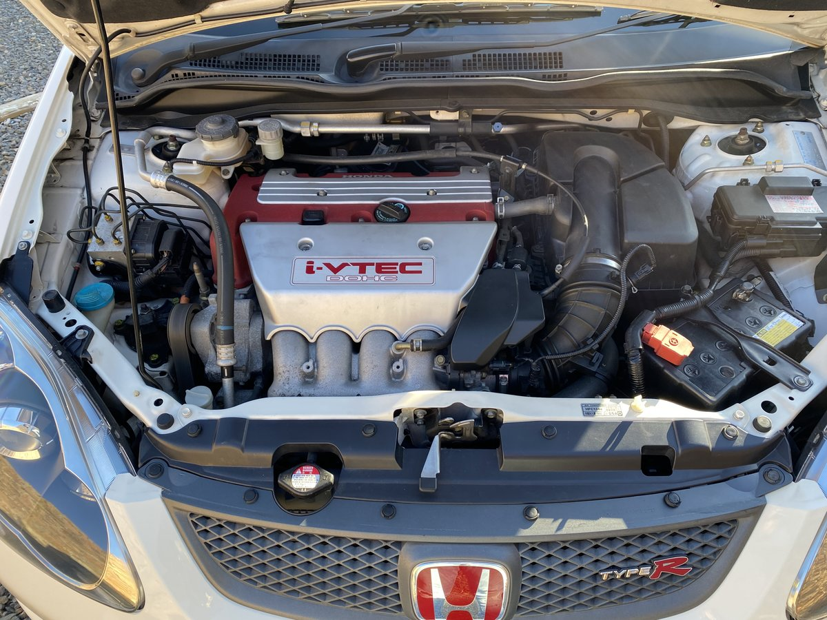 2004 Honda Civic Type R EP3 JDM - Facelift Model For Sale (picture 6 of 6)