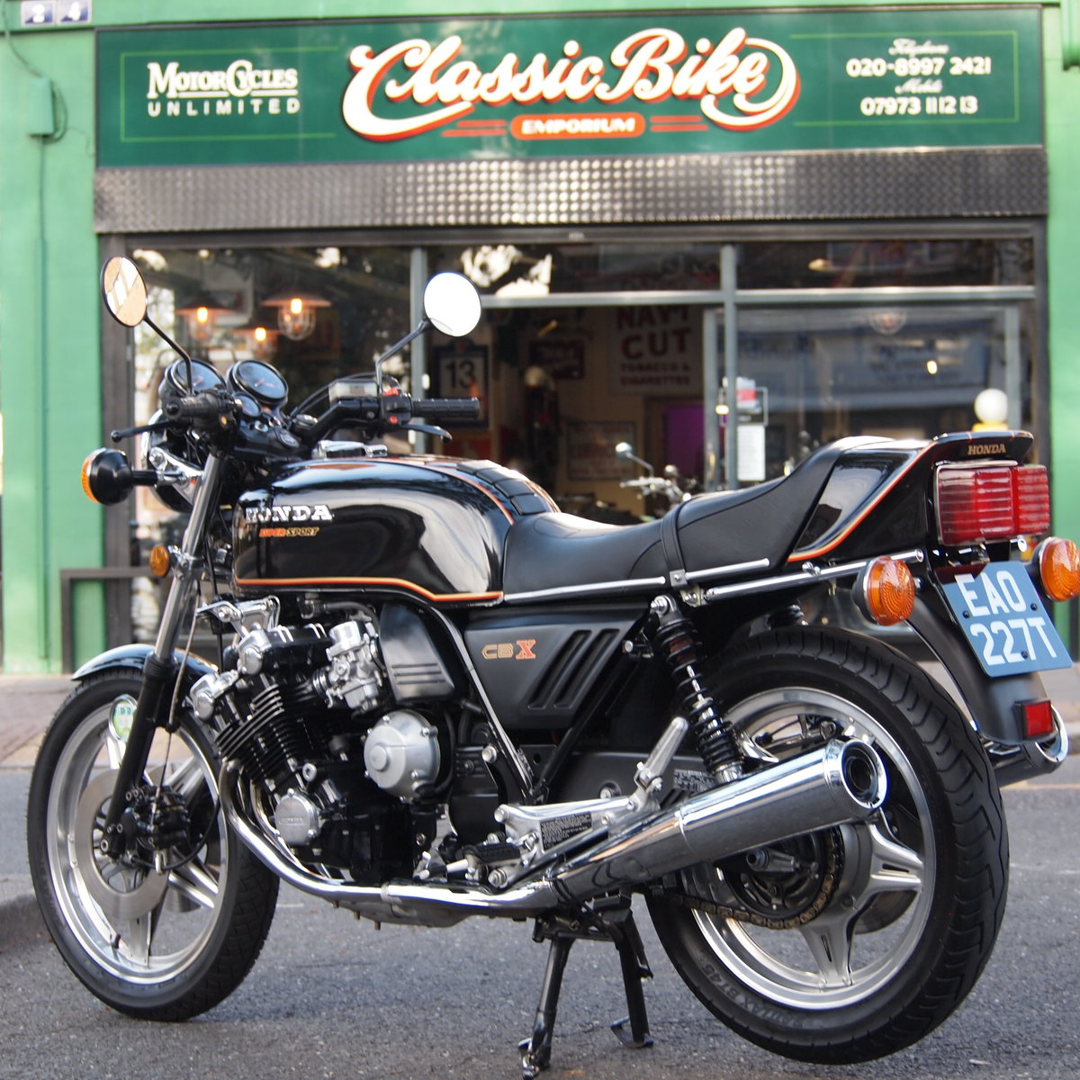 1979 Honda CBX1000Z Early Rare Black Model, Stunning Condition. For Sale (picture 1 of 6)