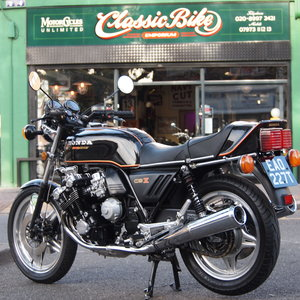 Honda CBX1000Z Early Rare Black Model, Stunning Condition.