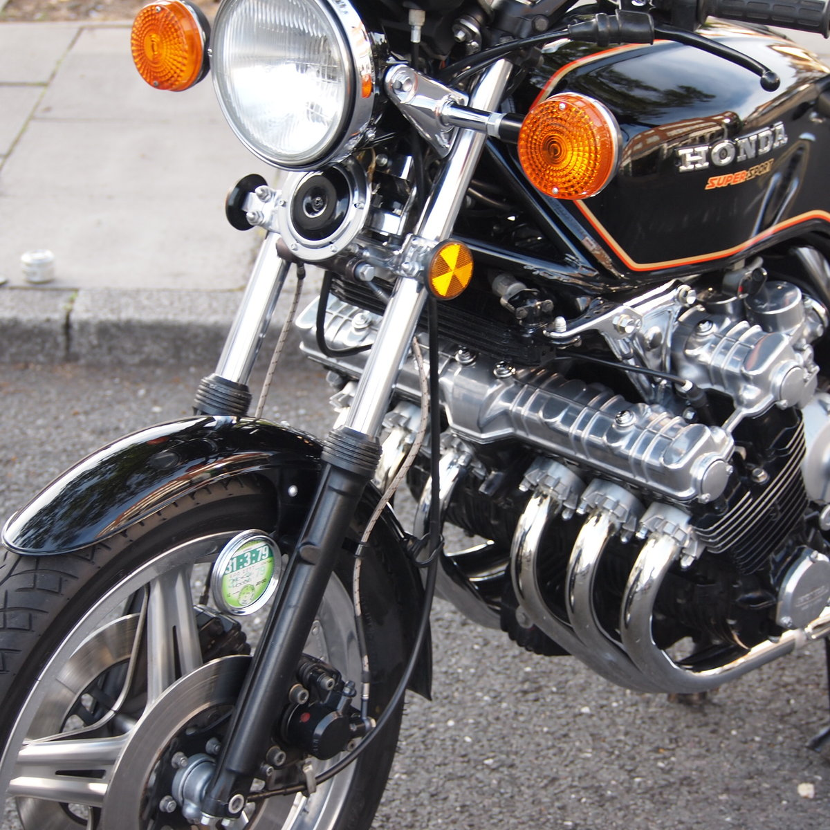 1979 Honda CBX1000Z Early Rare Black Model, Stunning Condition. For Sale (picture 2 of 6)