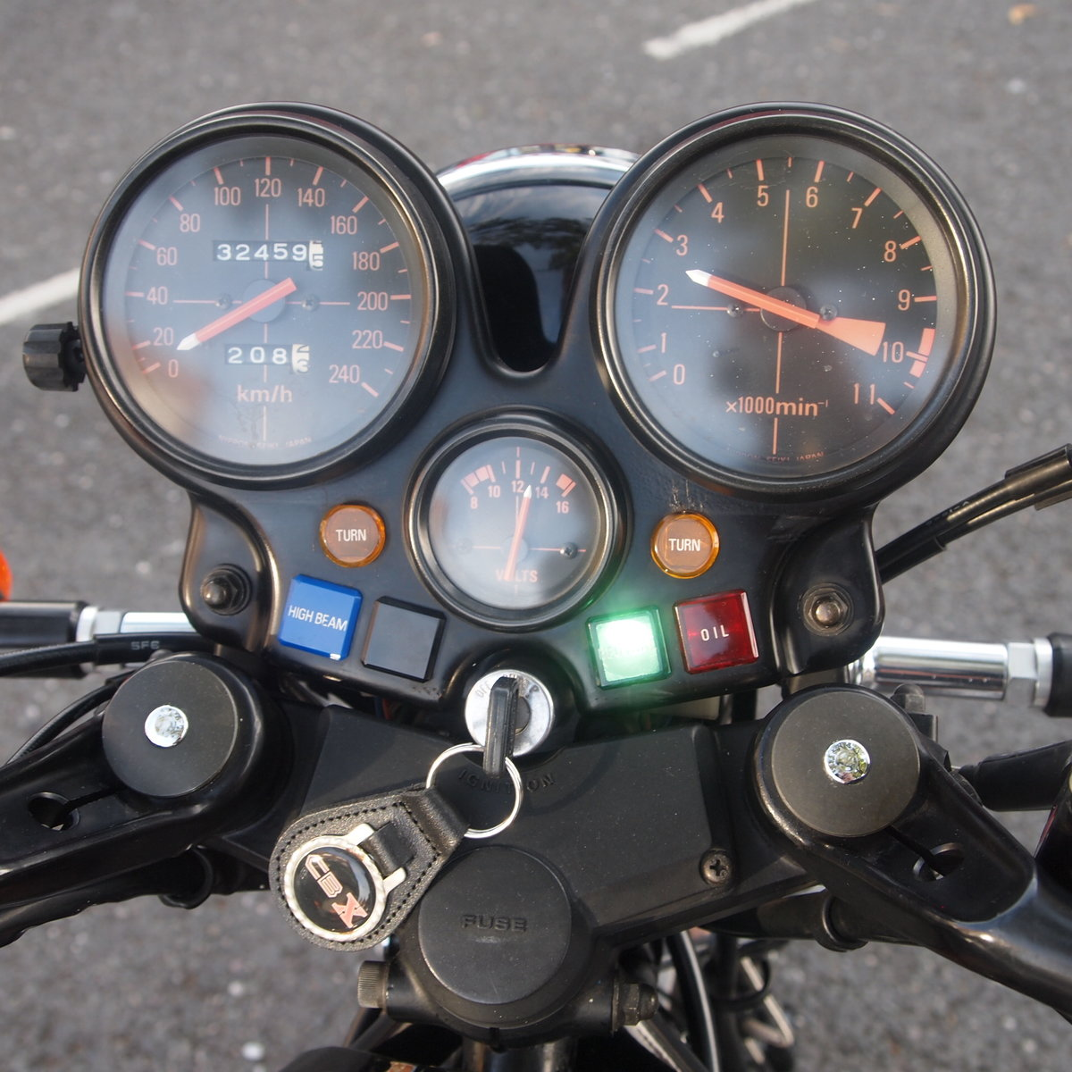 1979 Honda CBX1000Z Early Rare Black Model, Stunning Condition. For Sale (picture 3 of 6)