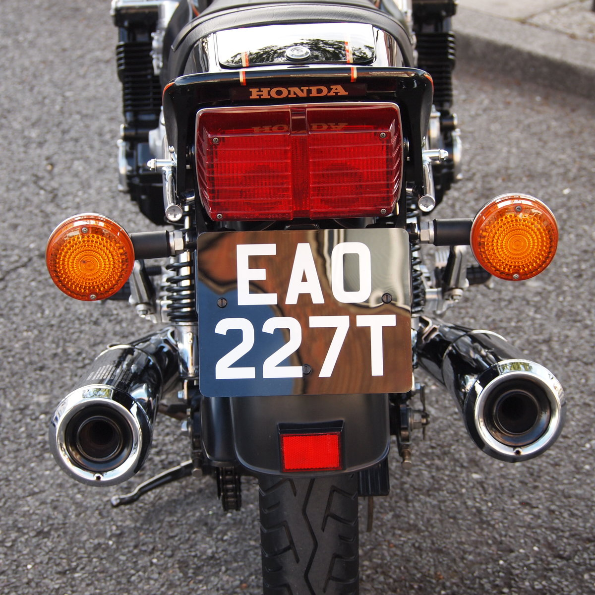 1979 Honda CBX1000Z Early Rare Black Model, Stunning Condition. For Sale (picture 4 of 6)