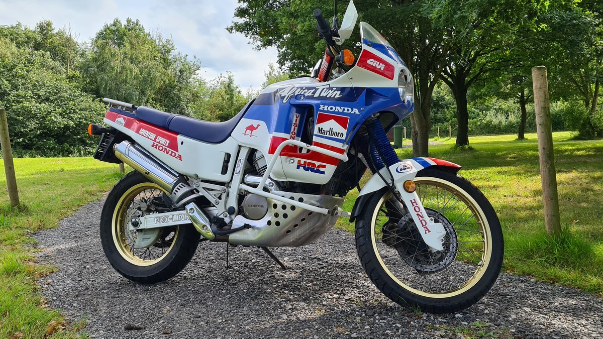 1988 Honda XRV650-J RD03 For Sale (picture 1 of 20)