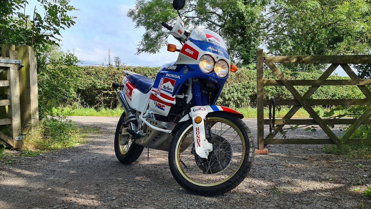 1988 Honda XRV650-J RD03 For Sale (picture 9 of 20)